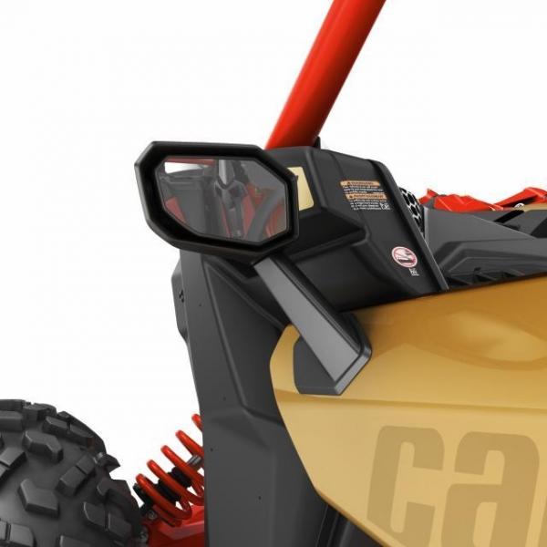 Oglinzi laterale Maverick X3/ Maverick X3 MAX 1