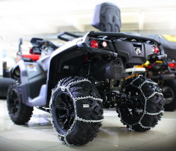 Lanțuri antiderapante ATV [0]