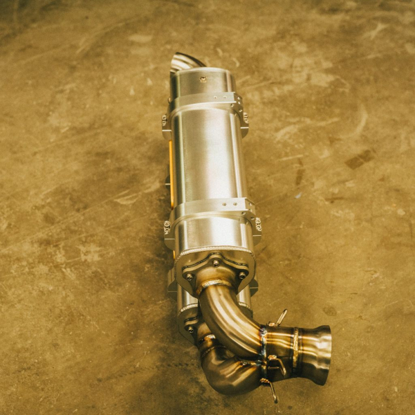 Tobă duală Maverick X3  Turbo by RJWC 3