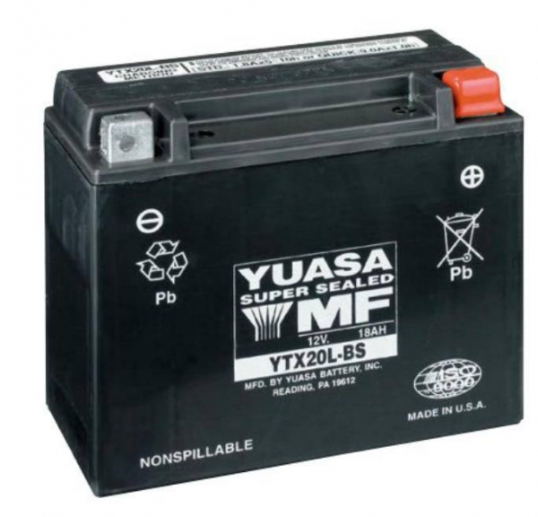 Baterie YUASA 13 Amp Wet 0
