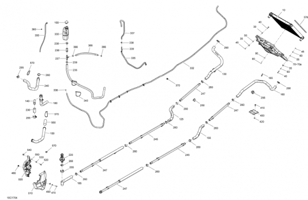 Buson Radiator - Maverik / Maverik X3 [2]