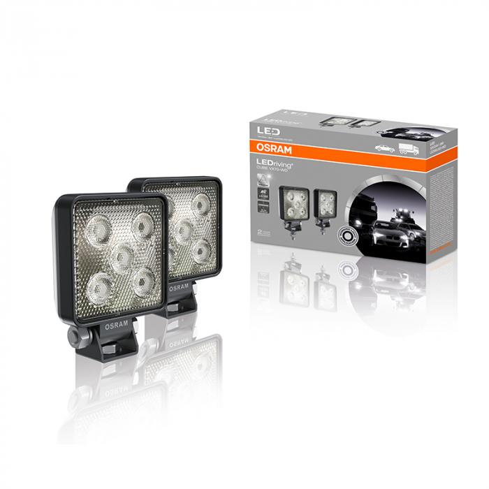 Proiectoare LED Osram VX70-WD Wide [6]