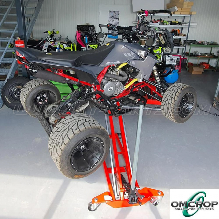 Cric ATV 500 kg by Jay Parts 4