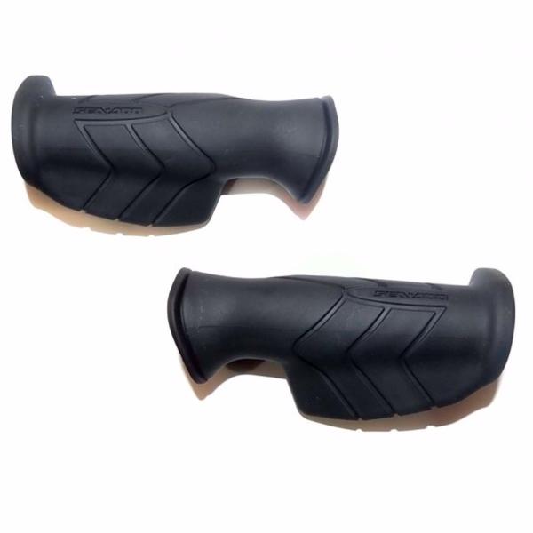 Mânere negre cu suport palmă 1