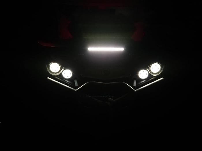 PROIECTOR Bara LED Osram MX250-CB Combo [11]