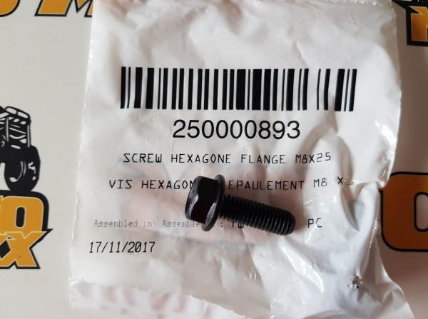 Surub Bedlock Maverik X3 1