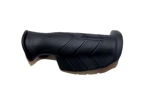 Mânere negre cu suport palmă 0