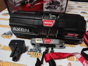 Troliu WARN AXON 35-S3