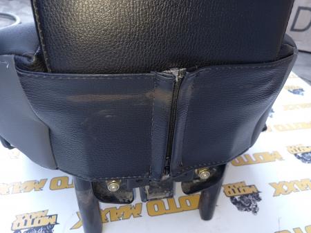 Material scaun Outlander G1 negru- gri [2]