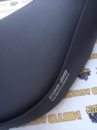 Material șa Outlander G1 negru-gri [3]
