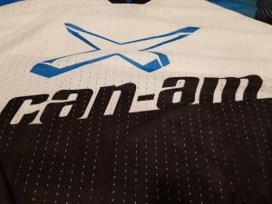 Tricou X - Blue4