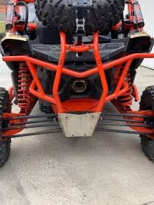 Bulbar  Spate Maveric X3  LSR Racing - Rosu1