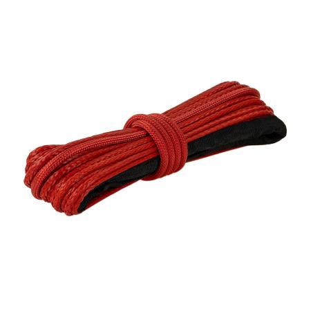 Fir textil troliu  RJWC -Roșu0