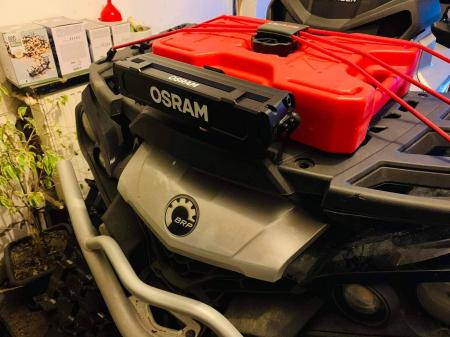 PROIECTOR Bara LED Osram MX250-CB Combo [10]