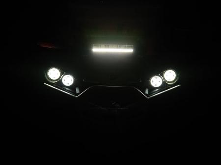 PROIECTOR Bara LED Osram MX250-CB Combo [9]