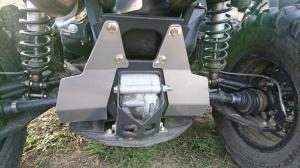 Protectie Aluminiu Diferential Spate  G21