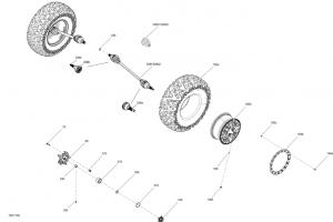 Burduf Planetara Maverik X33