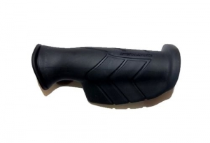 Mânere negre cu suport palmă0