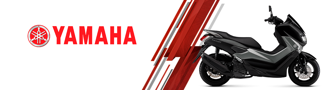 Banner Scootere YAMAHA