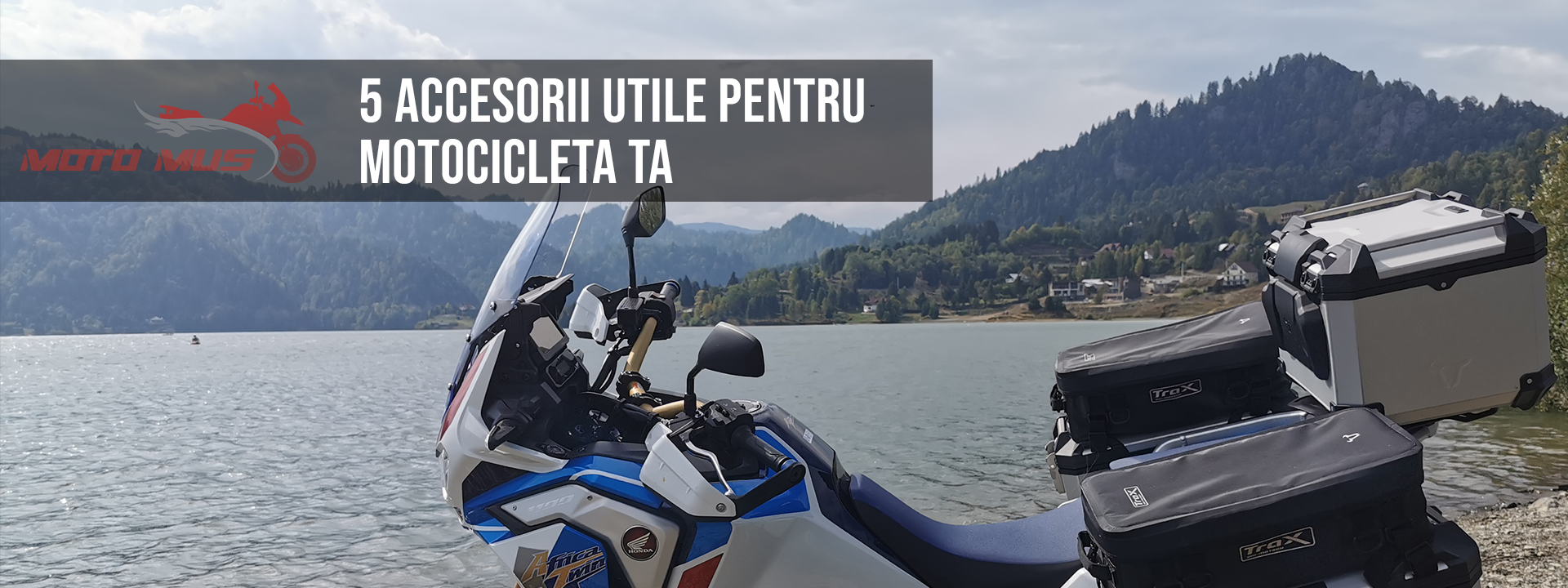 5 accesorii utile pentru motocicleta ta