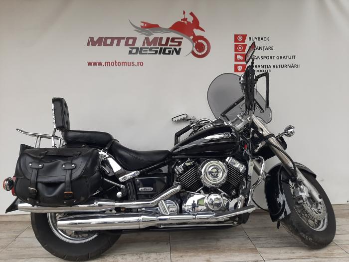 Motocicleta Yamaha Dragstar Classic 650cc 39CP-Y01188 0