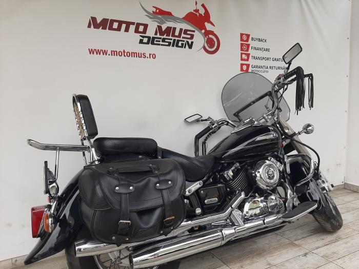 Motocicleta Yamaha Dragstar Classic 650cc 39CP-Y01188 1