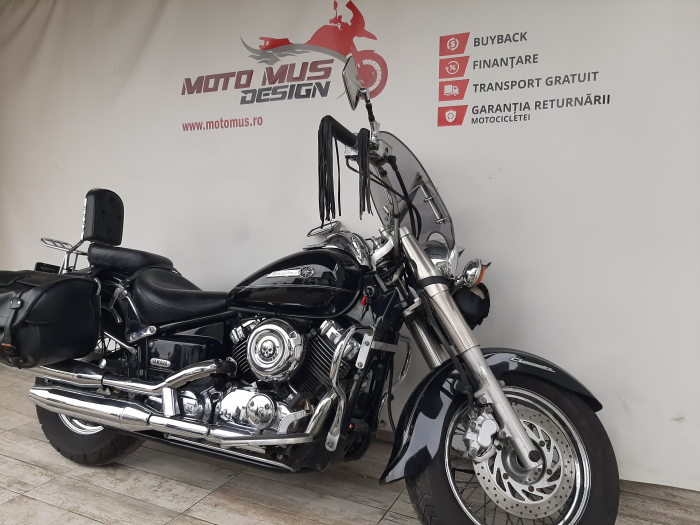 Motocicleta Yamaha Dragstar Classic 650cc 39CP-Y01188 2
