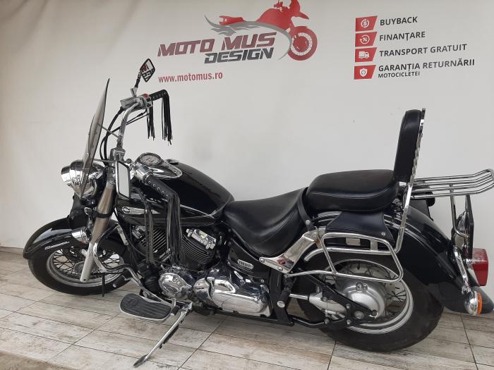 Motocicleta Yamaha Dragstar Classic 650cc 39CP-Y01188 7