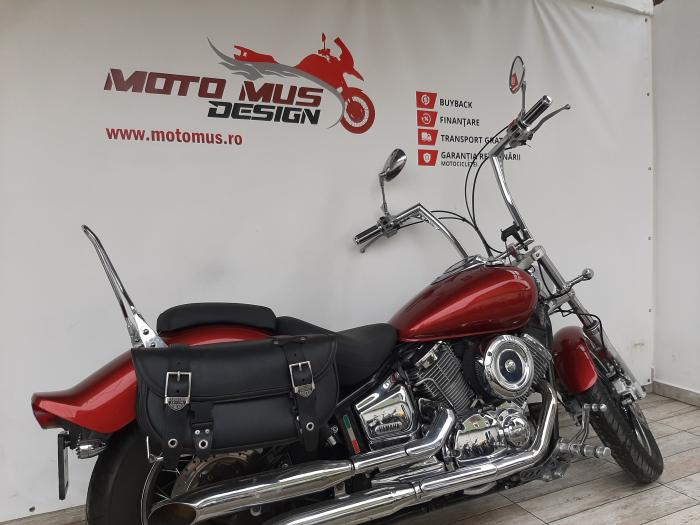 Motocicleta Yamaha Dragstar 1100cc 61CP-Y0841 1
