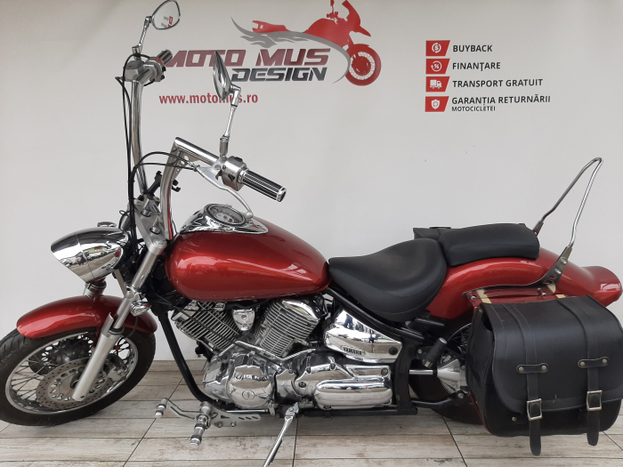 Motocicleta Yamaha Dragstar 1100cc 61CP-Y0841 5