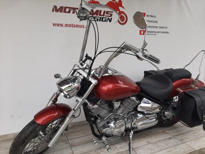 Motocicleta Yamaha Dragstar 1100cc 61CP-Y0841 6