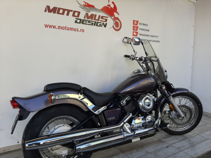 Motocicleta Yamaha DragStar 650cc 39CP-Y48228 se poate conduce cu A2 1