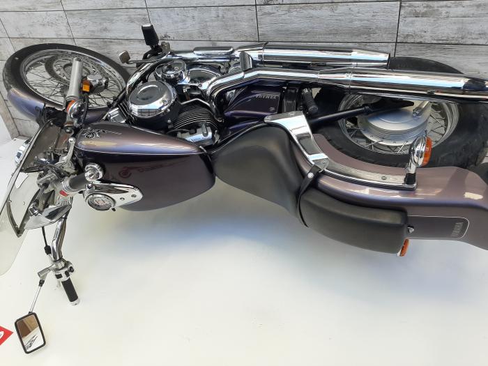 Motocicleta Yamaha DragStar 650cc 39CP-Y48228 se poate conduce cu A2 11