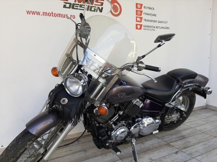 Motocicleta Yamaha DragStar 650cc 39CP-Y48228 se poate conduce cu A2 6