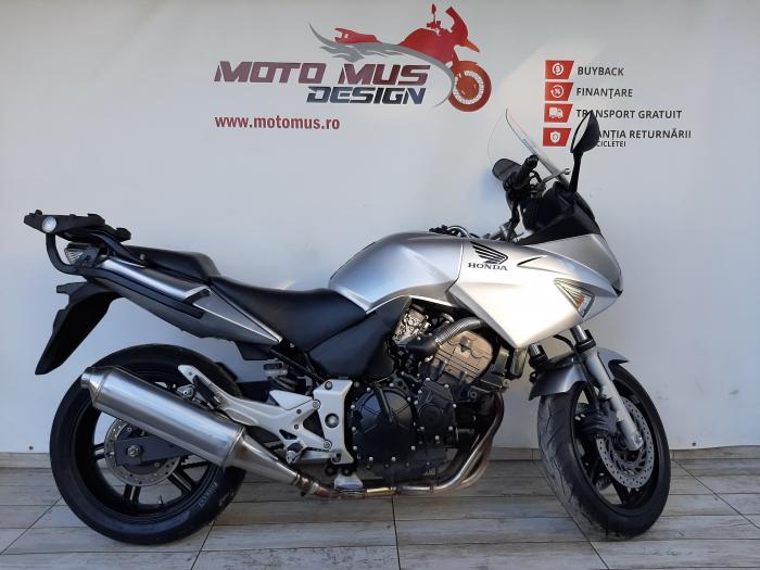 Motocicleta Honda CBF600S 600cc 76CP-H86727 1
