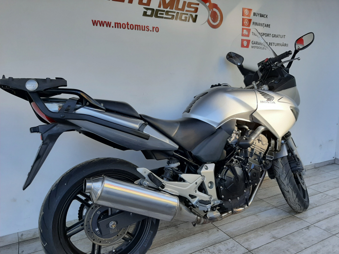 Motocicleta Honda CBF600S 600cc 76CP-H86727 2