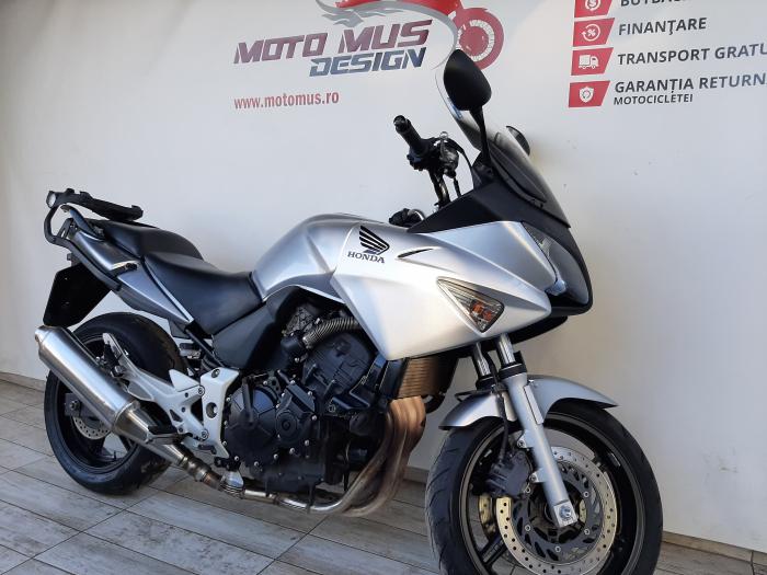 Motocicleta Honda CBF600S 600cc 76CP-H86727 3