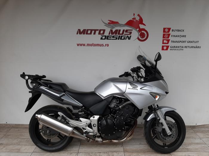 Motocicleta Honda CBF600S 600cc 76CP-H86727 0