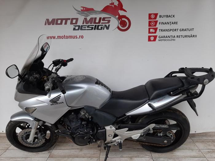 Motocicleta Honda CBF600S 600cc 76CP-H86727 6