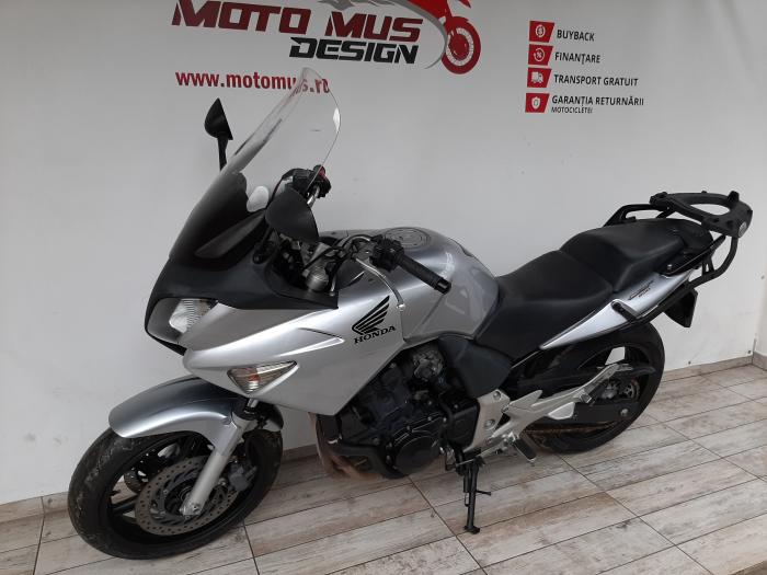 Motocicleta Honda CBF600S 600cc 76CP-H86727 7