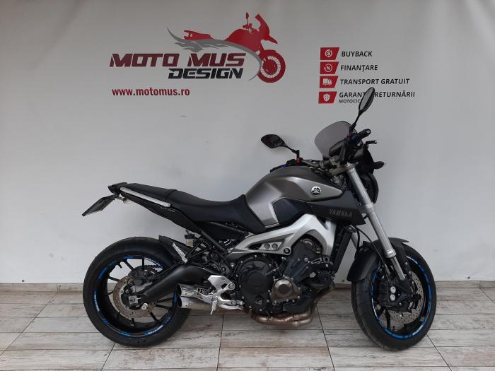 Motocicleta Yamaha MT-09 ABS 850cc 114CP-Y05024 0