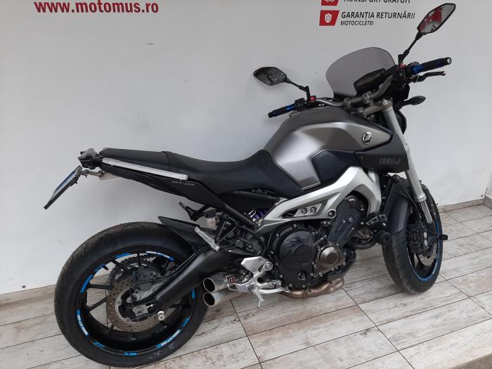Motocicleta Yamaha MT-09 ABS 850cc 114CP-Y05024 1