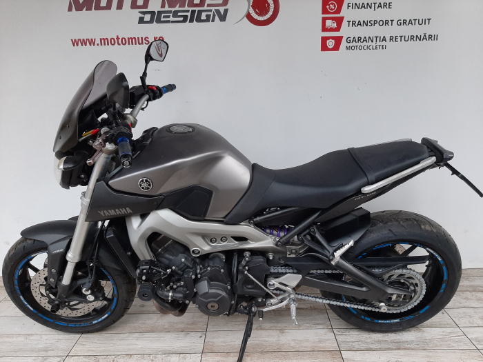 Motocicleta Yamaha MT-09 ABS 850cc 114CP-Y05024 5