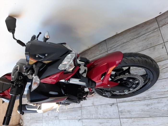 Motocicleta Kawasaki Z400 ABS 400cc 44CP-K3481 se poate conduce cu A2 10