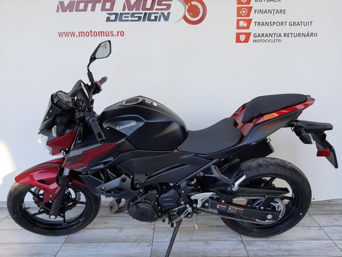 Motocicleta Kawasaki Z400 ABS 400cc 44CP-K3481 se poate conduce cu A2 5