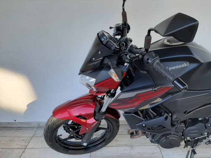 Motocicleta Kawasaki Z400 ABS 400cc 44CP-K3481 se poate conduce cu A2 7