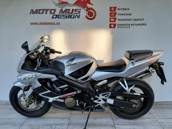 Motocicleta Honda CBR 600F Sport 600cc 109CP-H3472 5