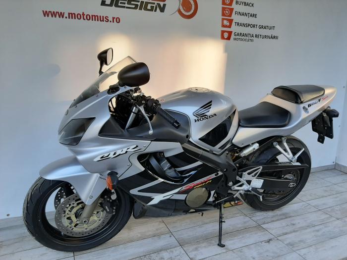 Motocicleta Honda CBR 600F Sport 600cc 109CP-H3472 6