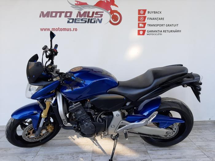 Motocicleta Honda Hornet ABS 600cc 34CP-H63819 se poate conduce cu A2 5