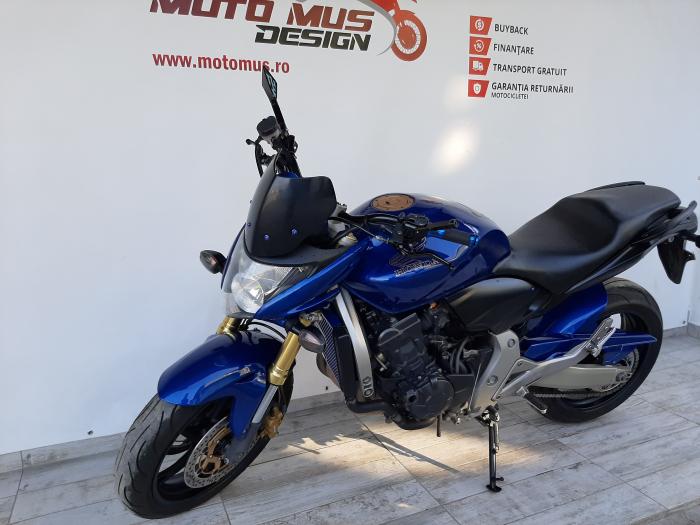 Motocicleta Honda Hornet ABS 600cc 34CP-H63819 se poate conduce cu A2 6